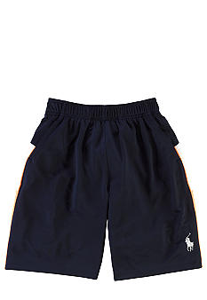 Ralph Lauren Childrenswear Navy Active Short Boys 8-20