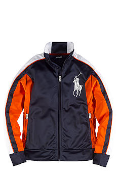 Ralph Lauren Childrenswear Full-Zip Track Jacket Boys 8-20