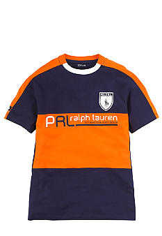 Ralph Lauren Childrenswear Sporty Cotton Tee Boys 8-20