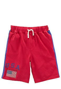 Ralph Lauren Childrenswear Americana Mesh Short Boys 8-20