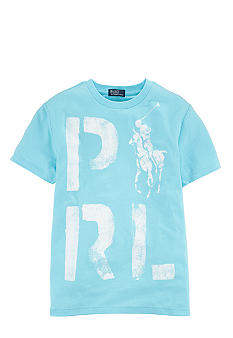 Ralph Lauren Childrenswear Screenprint Tee Boys 8-20