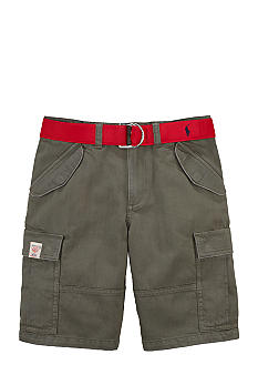 Ralph Lauren Childrenswear Denim Cargo Short Boys 8-20