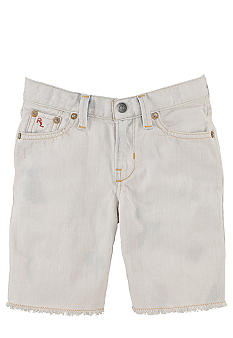 Ralph Lauren Childrenswear Cutoff Denim Short Boys 8-20