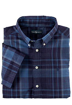 Ralph Lauren Childrenswear Madras Shirt Boys 8-20