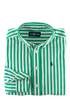 Ralph Lauren Childrenswear Striped Blake Shirt Boys 8-20