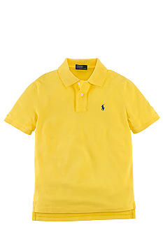 Ralph Lauren Childrenswear Relaxed Fit Polo Boys 8-20