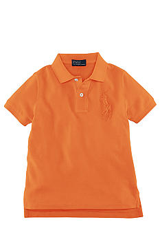 Ralph Lauren Childrenswear Tonal Embroidered Pony Polo Boys 8-20