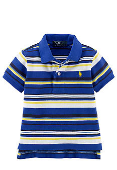 Ralph Lauren Childrenswear Essential Stripe Polo Boys 8-20