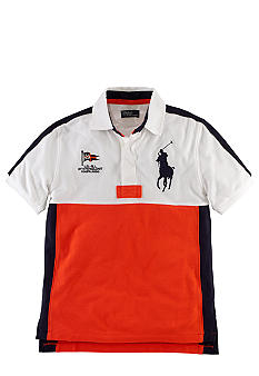 Ralph Lauren Childrenswear Colorblock Polo Boys 8-20