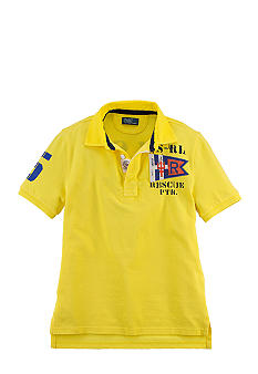Ralph Lauren Childrenswear Patrol Screenprint Rugby Boys 8-20