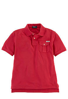 Ralph Lauren Childrenswear Pocket Polo Boys 8-20