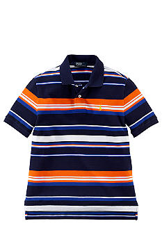 Ralph Lauren Childrenswear Preppy Stripe Polo Boys 8-20