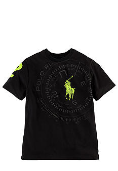 Ralph Lauren Childrenswear Active Graphic Tee Boys 8-20