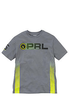 Ralph Lauren Childrenswear Active PRL Tee Boys 8-20