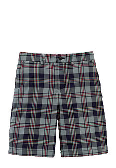 Ralph Lauren Childrenswear Madras Preppy Chino Short Boys 8-20