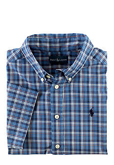 Ralph Lauren Childrenswear Plaid Blake Shirt Boys 8-20