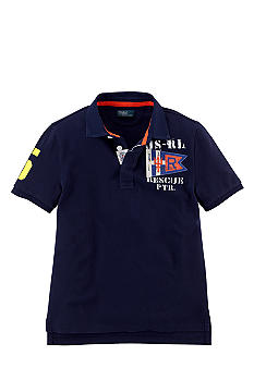 Ralph Lauren Childrenswear P-32 Graphic Rugby Boys 8-20