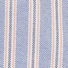 Boys Dress Clothes: Blue Multi Ralph Lauren Childrenswear 7 YD OXF STRIPE-LS B