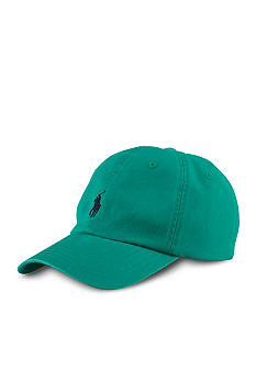 Ralph Lauren Childrenswear Preppy Baseball Cap Boys 8-20
