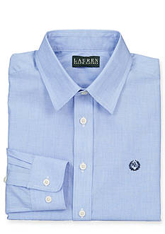 Lauren Ralph Lauren Dress Apparel EOE Dress Shirt Boys 8-20