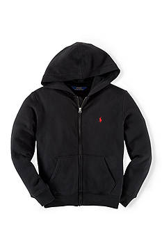 Ralph Lauren Childrenswear Long Sleeve Full-Zip Hoodie Boys 8-20