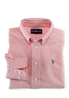 Ralph Lauren Childrenswear Oxford Sport Shirt Boys 8-20