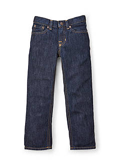 Ralph Lauren Childrenswear Slim Fit Jeans Boys 8-20