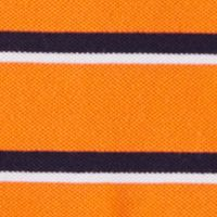 Ralph Lauren Boys: Resort Orange Multi Ralph Lauren Childrenswear 11 SS POLO RESORT ORANGE MULTI
