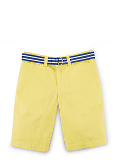 Ralph Lauren Childrenswear Belted Chino Short Boys 8-20