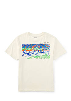 Ralph Lauren Childrenswear Jersey-Graphic T-Shirt Boys 8-20