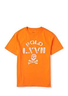 Ralph Lauren Childrenswear Graphic Tee Boys 8-20