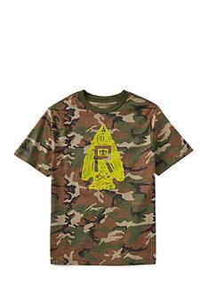 Ralph Lauren Childrenswear Camo Graphic Tee Boys 8-20