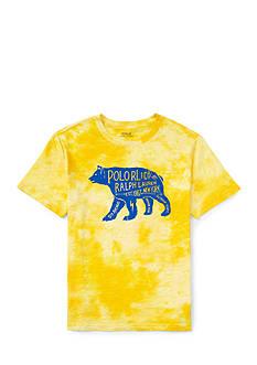 Ralph Lauren Childrenswear Jersey Tie Dye Tee Boys 8-20