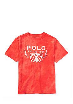 Ralph Lauren Childrenswear Tie Dye Graphic Tee Boys 8-20
