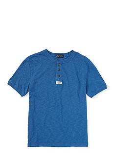 Ralph Lauren Childrenswear Jersey Henley Top Boys 8-20