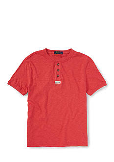 Ralph Lauren Childrenswear Jersey Henley Top Boys 8-20
