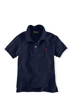 Ralph Lauren Childrenswear Mesh Polo Boys 8-20