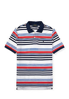 Ralph Lauren Childrenswear Short Sleeve Polo Shirt Boys 8-20