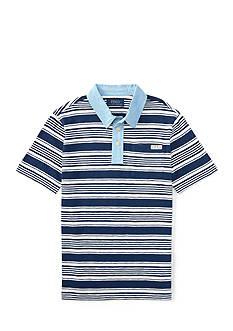 Ralph Lauren Childrenswear Woven Collar Boys 8-20