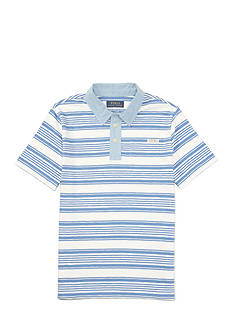 Ralph Lauren Childrenswear Woven Collar Boys 8-20