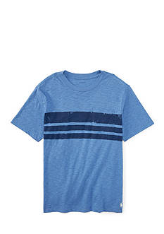 Ralph Lauren Childrenswear Stripe Tee Boys 8-20