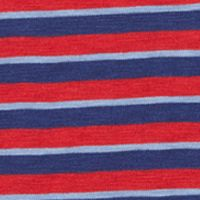 Ralph Lauren Boys: Red Multi Ralph Lauren Childrenswear Henley Oxford Boys 8-20