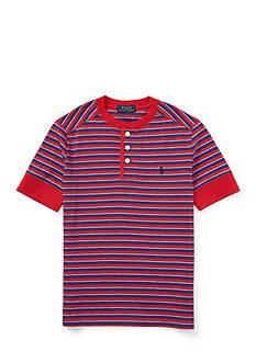 Ralph Lauren Childrenswear Henley Oxford Boys 8-20
