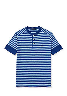 Ralph Lauren Childrenswear Henley Oxford Boys 8-20