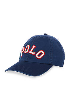 Ralph Lauren Childrenswear Iconic Cap Boys 8-20