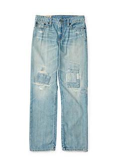 Ralph Lauren Childrenswear Slim Fit Earl Jeans Boys 8-20