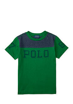 Ralph Lauren Childrenswear Jersey Graphic Tee Boys 8-20