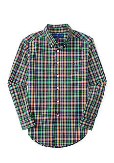 Ralph Lauren Childrenswear Plaid Shirt Boys 8-20