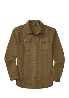 Ralph Lauren Childrenswear Quilted Duofold Defender Jacket Boys 8-20