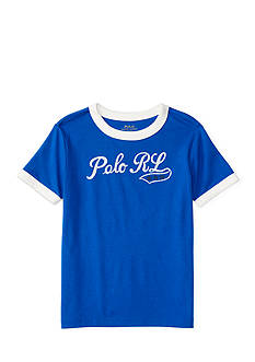 Ralph Lauren Childrenswear Jersey Ringer Tee Boys 8-20